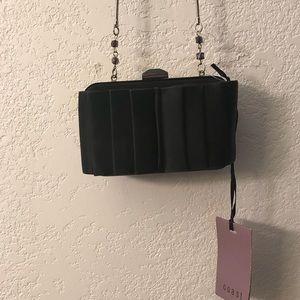 ⭐️MAKE OFFERS! NWT Coast black evening bag clutch